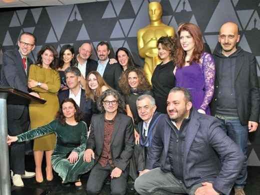 hollywood awards oscar