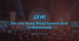 One young World Summit in Netherland