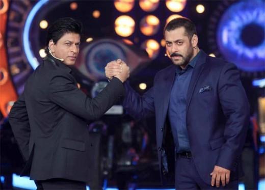 Shahrukh and sulman