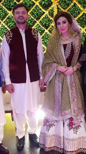 ayesha and major uqbah