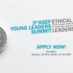 3rd asef young leaders summit in belgium