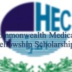 HEC Commonwealth Medical Fellowship
