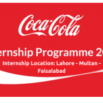 Coca Cola Internship 2018 Latest