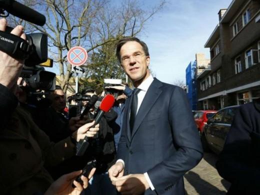 Holland Prime Minister