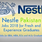 Nestle Pakistan Jobs 2018