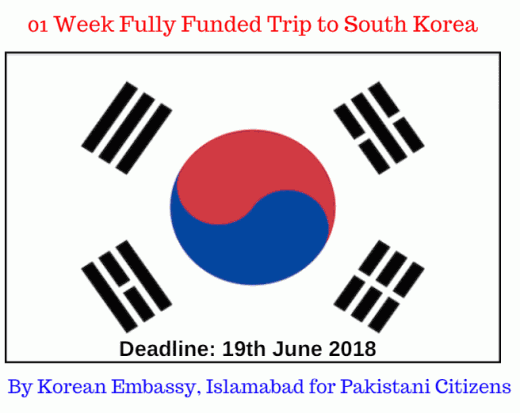 Youth Camp for Asias Future 2018 – 01 Week Fully Funded Trip to