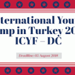 International Youth Camp in Turkey 2018