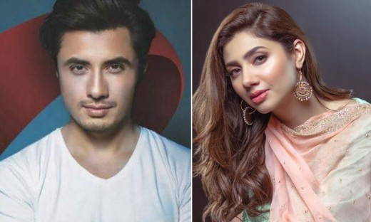 Mahira And Ali Zafar