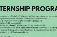 2018 KPK Internship Program For One Year