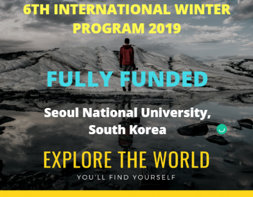 6th International Winter Program