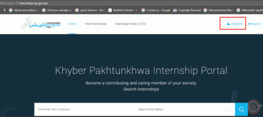 KPK Intership
