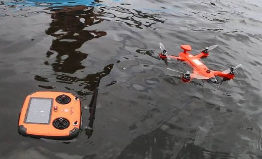 FIRST DRONE THAT HAVE THE CHARACTERISTICS OF SUBMARINE, SHIP AND AEROPLANE2