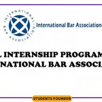Legal Internship Programme at International Bar Association.