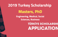 Turkey Scholarship 2019