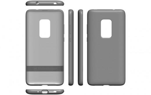 Huawei Mate 30 penta lens case