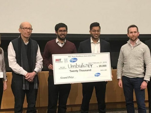 Pak Engineers Cheaper Ventilator Wins MIT Prize