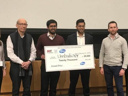 Pak Engineers Cheaper Ventilator Wins MIT Prize