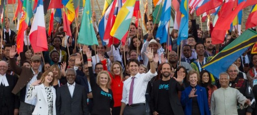 One Young World Summit 2019  in London
