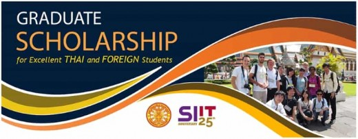 SIIT Scholarship in Thailand 2019