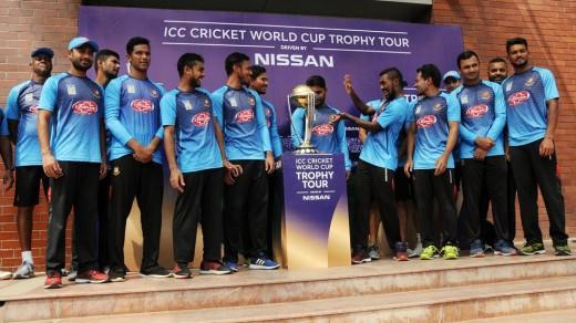 Bangladesh World Cup Squad