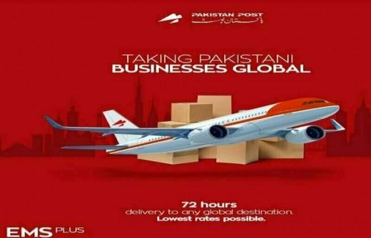 Pakistan Post EMS Plus Services for International Parcels
