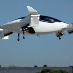 Successful Testing Flight of Flying Taxi in Germany
