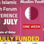 Doha Islamic Youth Forum 2019 Conference in Qatar