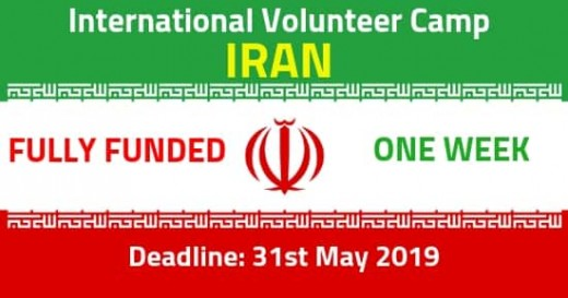 International Volunteer Camp in Iran 2019