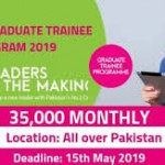 Zong 4G Graduate Trainee Program 2019