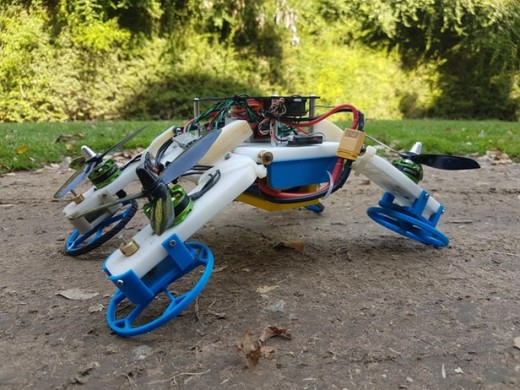 Picture of latest Faster Robot