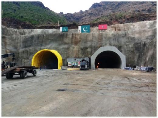 Motorway of Swat