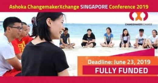 Ashoka ChangemakerXchange Singapore Conference