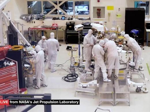 NASA Laboratory