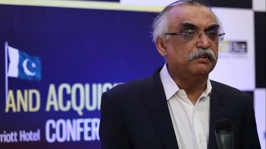 Shabbar Zaidi Chairman FBR