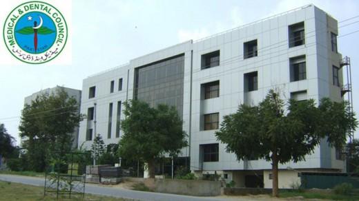 pakistan medical and dental council