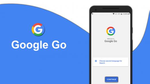 Google Go New