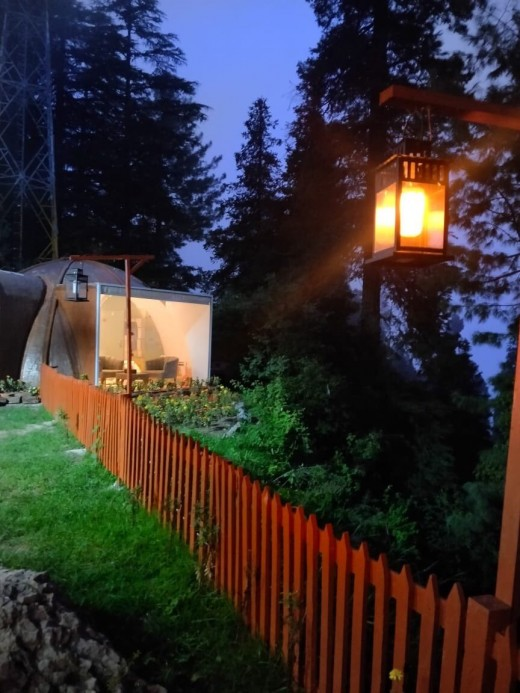 KP Government Has Launched Luxurious & Amazing Camping Pods in Nathia Gali