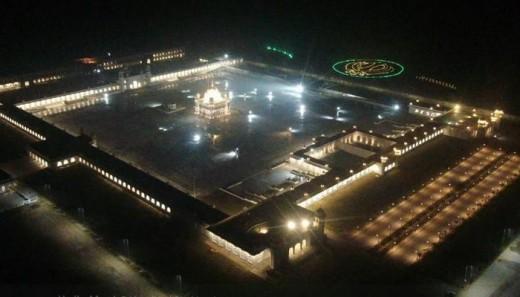 night view of kartarpura