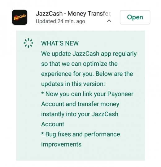 JazzCash now supports Payoneer to Receive Payments
