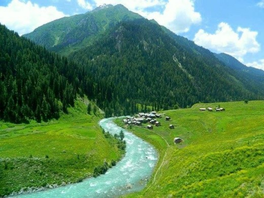 Pakistan is No 1 Place for Tourists