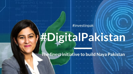 Government Plans to Digitize Pakistan