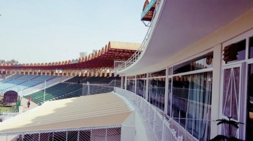 Gaddafi Stadium Lahore