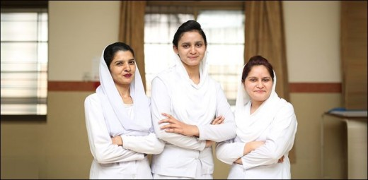 Govt Launches 1000 Nursing Scholarships in Pakistan
