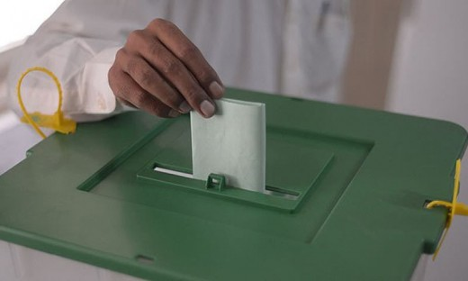PM Announced To Introduce Electronic Voting System In Pakistan Soon