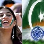 India vs Pakistan Cricket fan's smiles