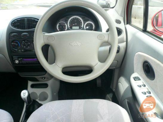 Chery QQ 0.8 Standard Inside Steering