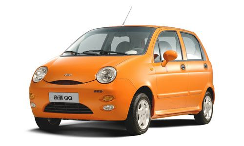 Chery QQ 0.8 Standard Picture