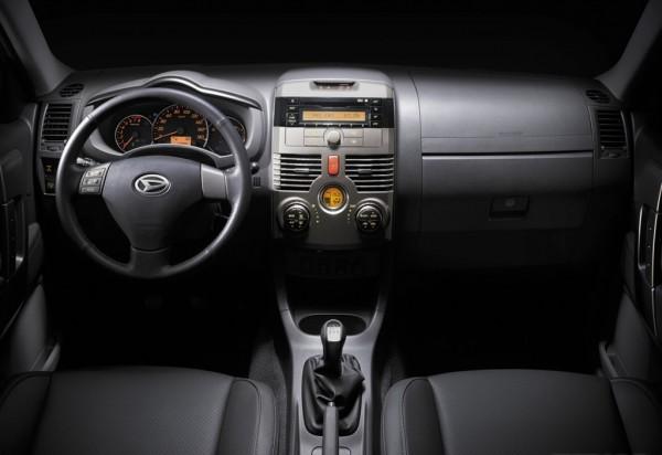 Daihatsu Terios 1.5 4WD Interior
