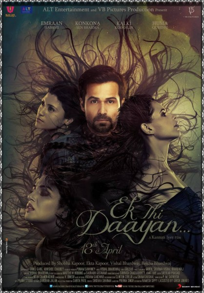 Ek Thi Daayan 2013 Movie Poster