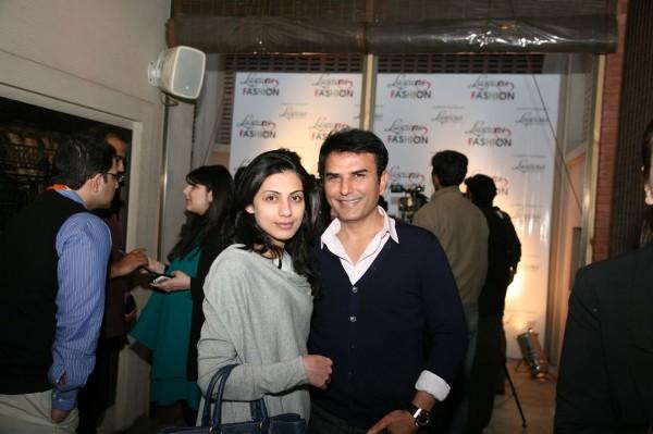 Nadia Malik & Shahzad Raza